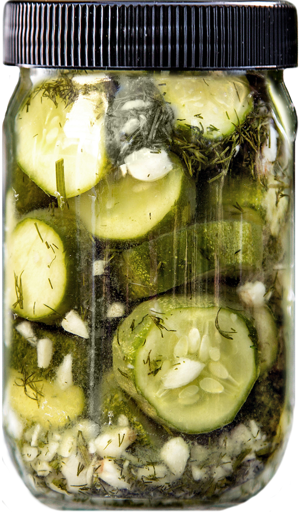all natural hand packed fresh kosher garlic pickles
